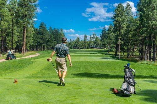 Vestirsi da golfista